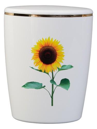 Kreativ-Urne Sonnenblume
