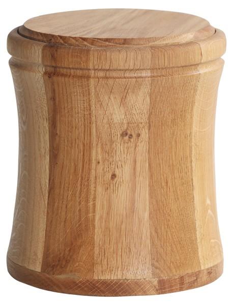 Holzurne aus Wildeiche US175200H