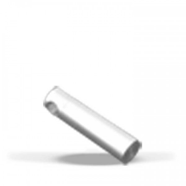 Silbermedaillon Zylinder