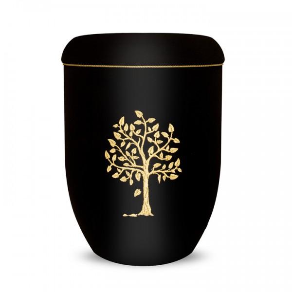 Urncape Traditional mit Motiv Baum des Lebens BT104