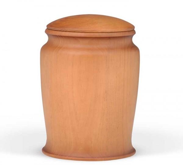 Holzurne Kiefer honigfarben gebeizt US925N
