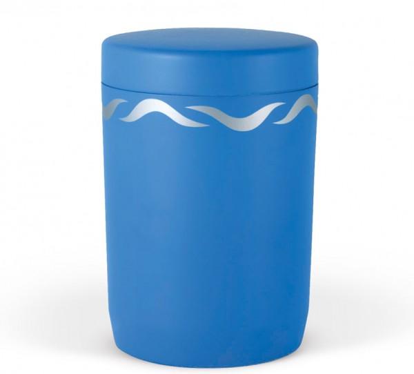 "Seeurne friesenblau ""Wellen"""