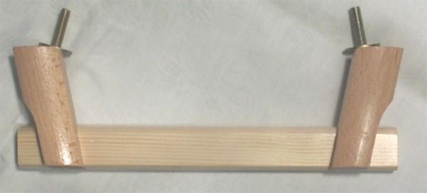 Holzbeschlag klappbar
