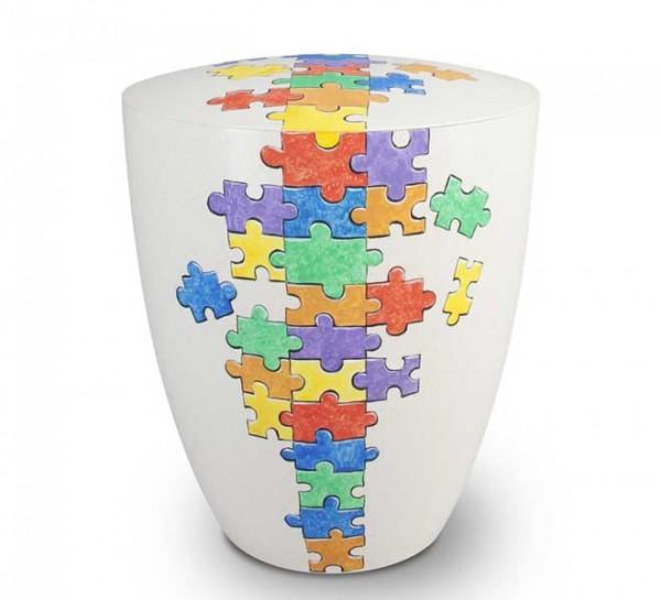 Urne Genesis Puzzle des Lebens